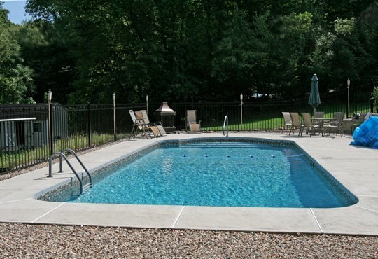 6A Patrician Inground Pool - East Hartford, CT