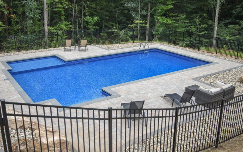 6B Custom Inground Pool - Rocky Hill, CT