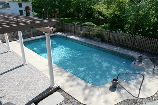 6D Rectangle Inground Pool