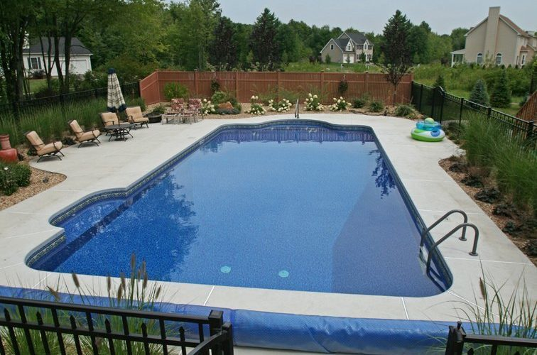 7A Patrician Inground Pool - Suffield, CT
