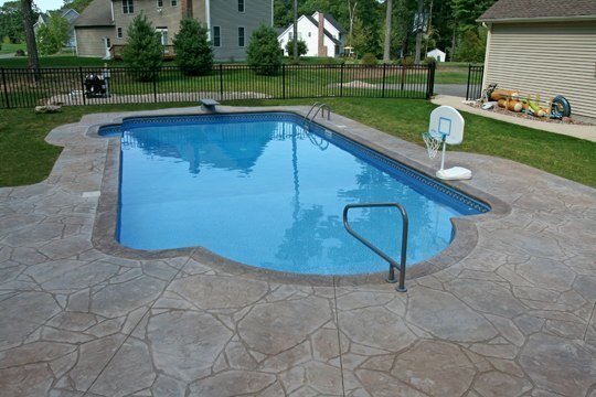 8B Patrician Inground Pool - East Longmeadow, MA