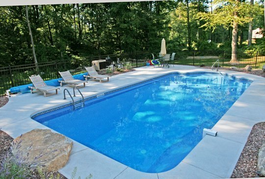 9D Patrician Inground Pool - Portland, CT