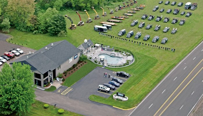 this is a photo of julianos pools facility in vernon ct