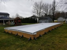 This is a backyard ice rink julianos made