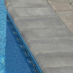 This is a Swimming Pool pavers in Western MA