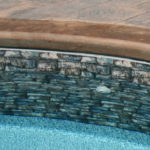 This is a Swimming Pool paver Replacement