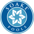 soake pools logo